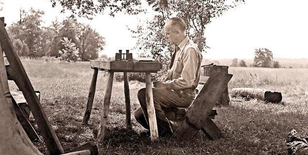 Leopold Bench Workshop